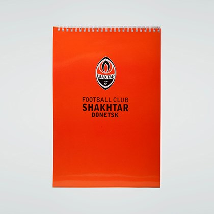 Picture of FC Shakhtar notepad, A4, 50 sheets