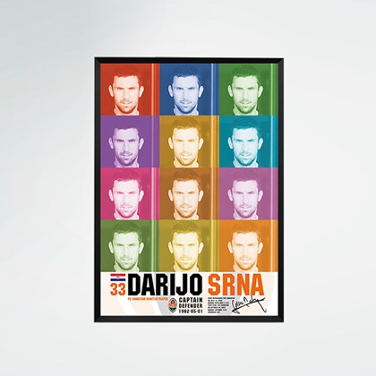 "Picture of ""Darijo Srna"" poster"