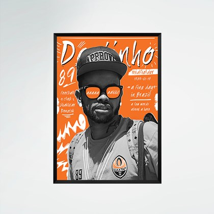 "Picture of ""Dentinho"" poster"