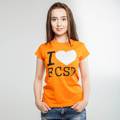Picture of I Love Shakhtar t-shirt
