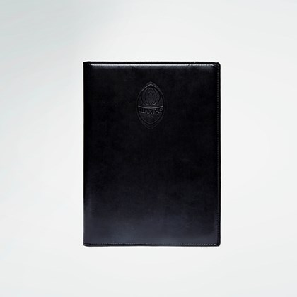Picture of The conference folder black