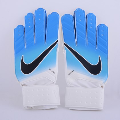 Picture of Goalkeeper's Gloves Nike GK JR Match White Blue