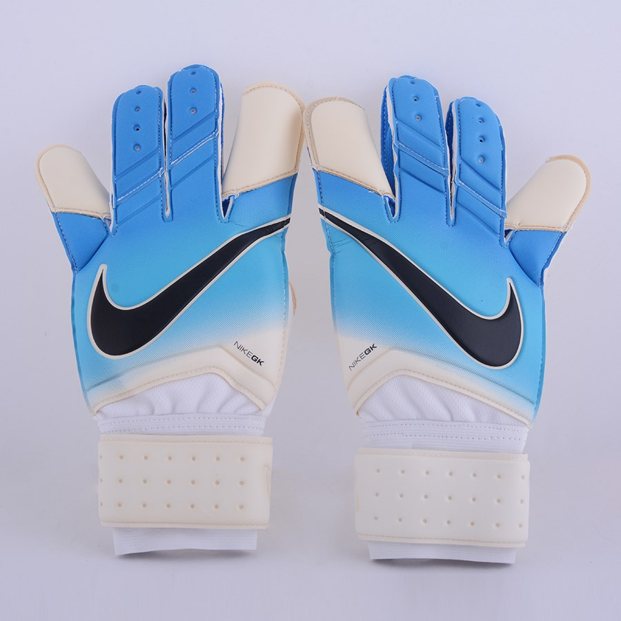 Goalkeeper s Gloves Nike Grip 3 GS0329-169  buy in the official ... a93735b2bdc5a