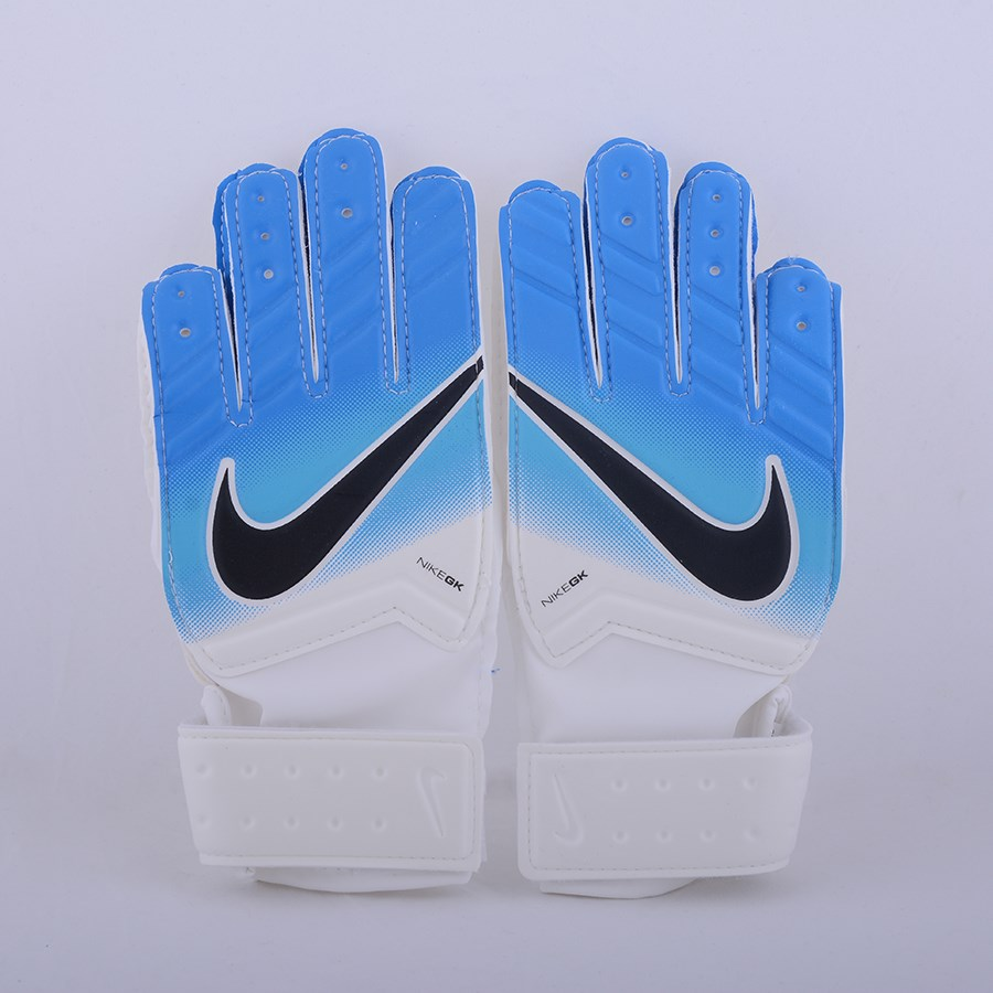Picture of Goalkeeper's Gloves Nike GK Match White Blue
