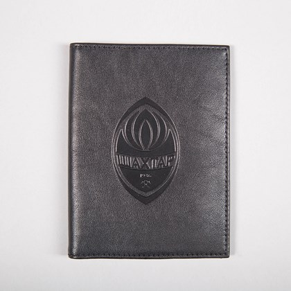 Picture of Leather Вlack Cover for documents