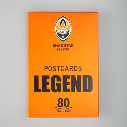 Picture of Football cards «History»