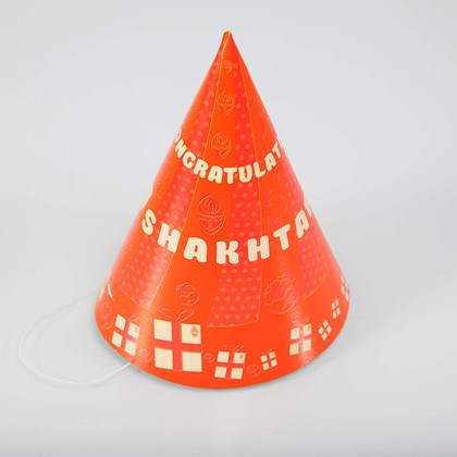Picture of Party Hat, 6 pcs