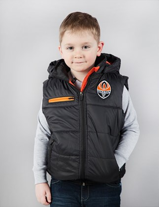 Picture of Children's Vest with logo