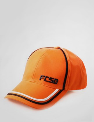 Picture of Baseball cap surround FFCSD» orange