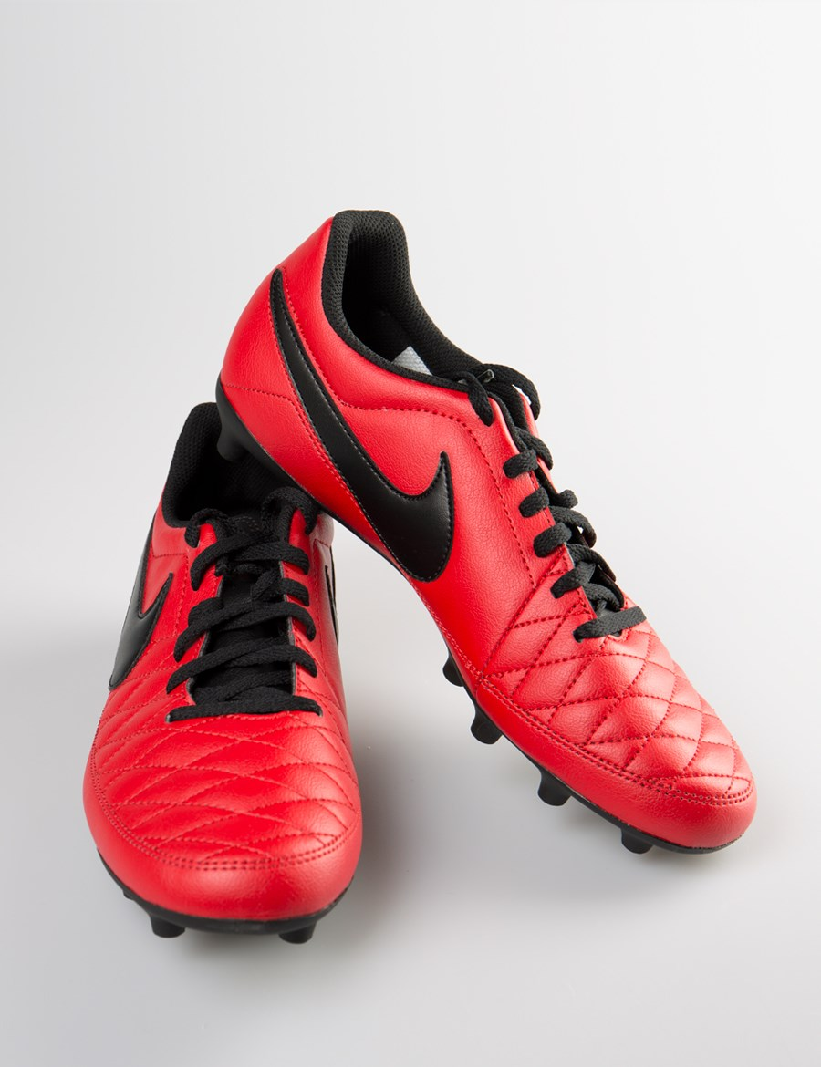 Picture of MAJESTRY FG red boots