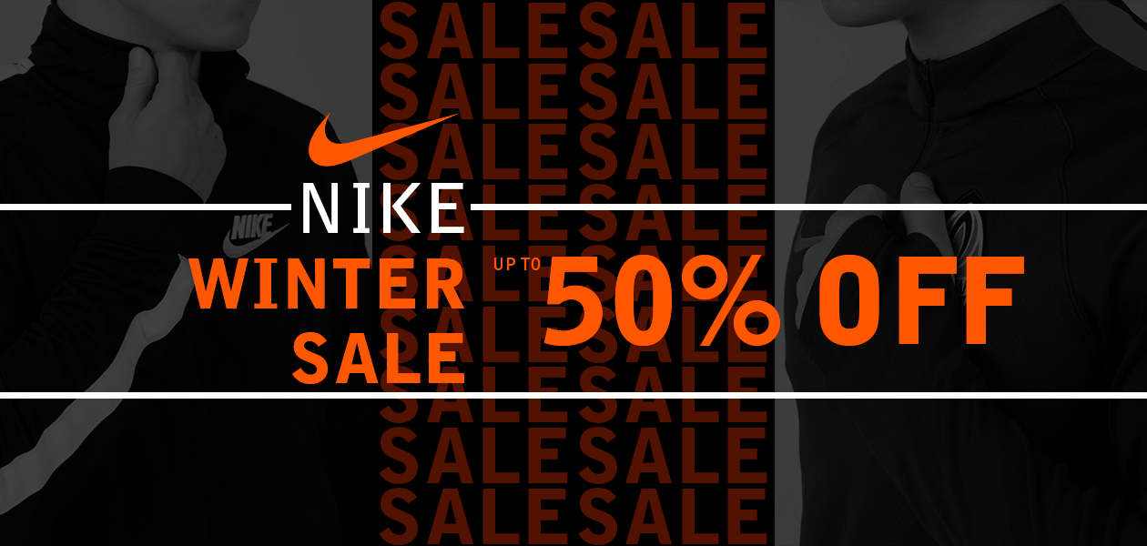 Nike Winter Sale анг