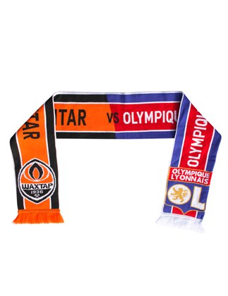 "Picture of Match Scarf ""Shakhtar-Lyon"""