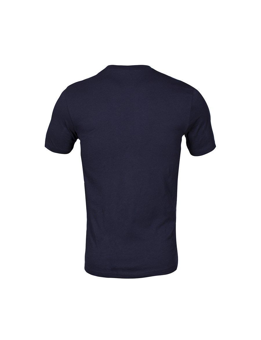 Picture of Nike Navy blue T-shirt with print