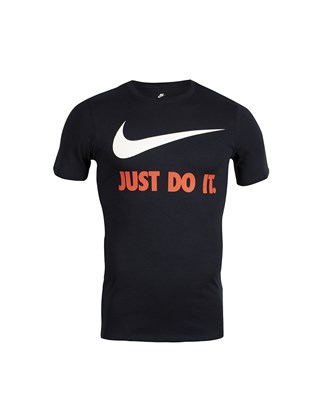 Picture of Nike dark blue T-shirt with print