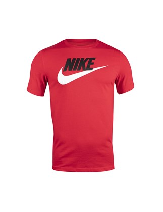 Picture of Nike red t-shirt with print