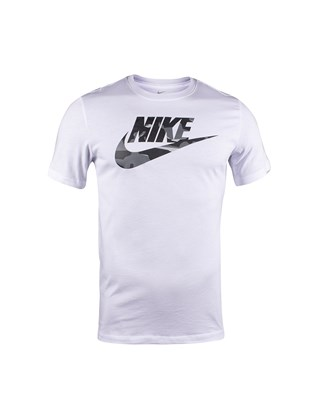 Picture of Nike white t-shirt with print
