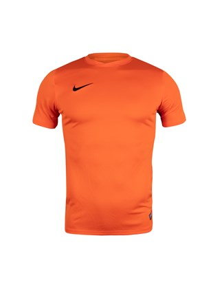 Picture of orange NIKE t-shirt