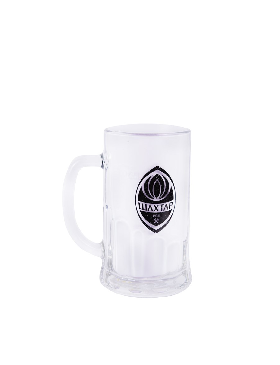 "Picture of Beer glass with ""Logo"""