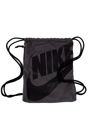 Picture of Backpack Nike NK HERITAGE gray GMSK with print