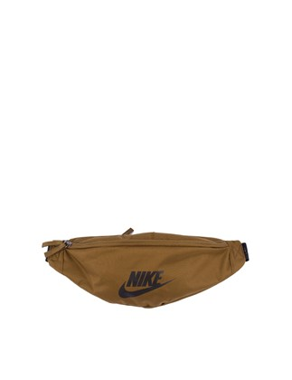 Picture of NIKE brown HIP PACK with print