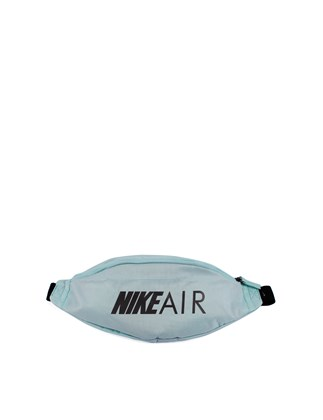 Picture of Nike blue belt bag with print