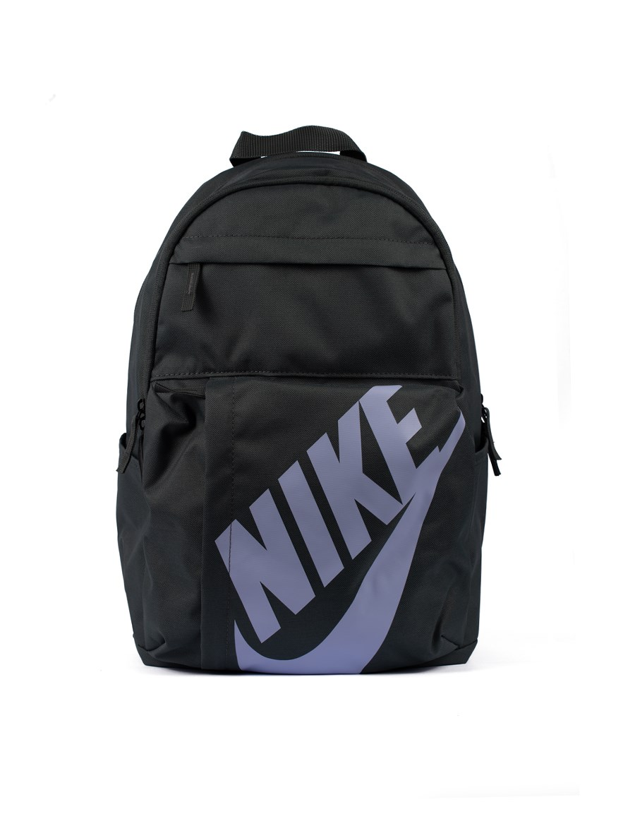 Picture of Nike green backpack with print