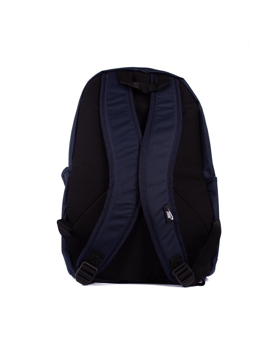Picture of Nike dark blue backpack with print