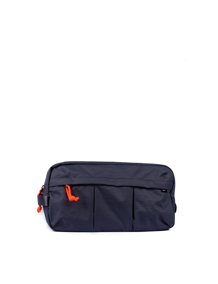 Picture of Nike gray Shoe bag with print