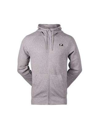 Picture of NIKE gray hoodie
