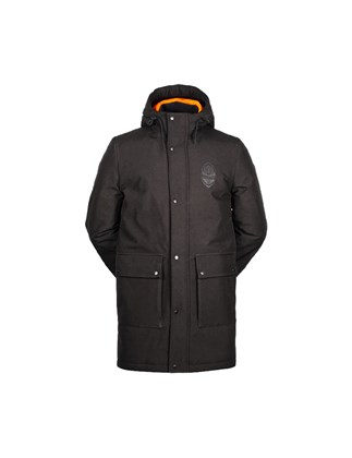 Picture of Men's winter jacket with the logo