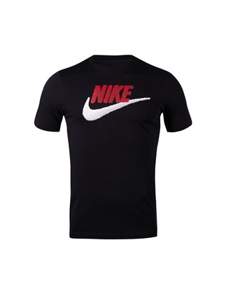 Picture of Black printed Nike T-shirt