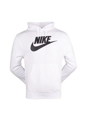 Picture of Men's white Nike hoodie