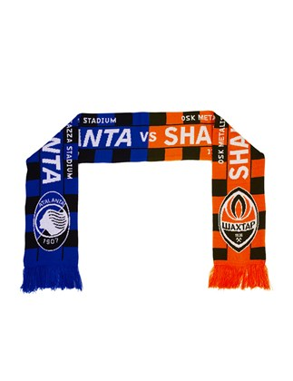 "Picture of Scarf ""Shakhtar-Atalanta"""
