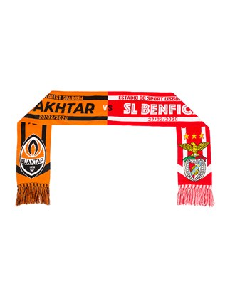 "Picture of Scarf ""Shakhtar-Benfica"""