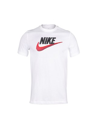 Picture of Red printed Nike T-shirt