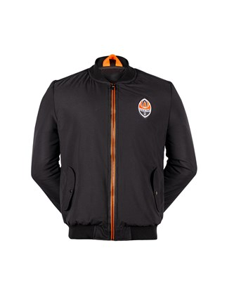 Picture of Men's bomber jacket with FC Shakhtar logo