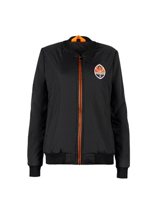 Picture of Women's bomber jacket with FC Shakhtar logo