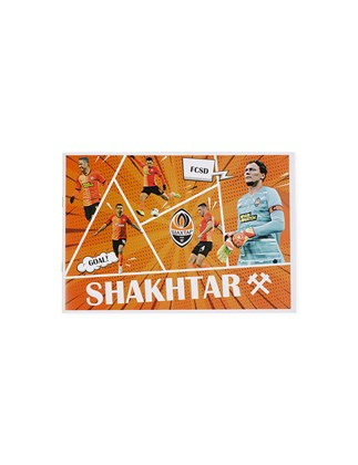 Picture of FC Shakhtar Comics sketchbook