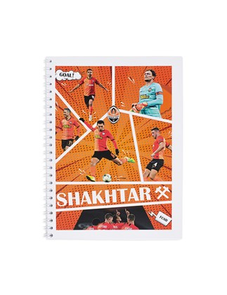 Picture of FC Shakhtar Comics notepad