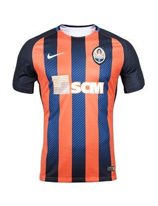 "Picture of FC ""Shakhtar"" home kit 17/18"