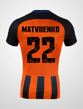 Picture of Shirt Home 17/18 - Matviienko Mykola