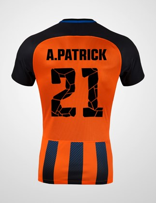 Picture of Shirt Home 17/18 - Patrick Alan