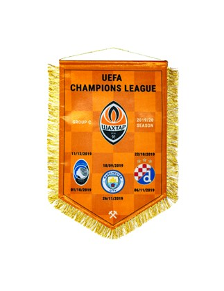 Picture of 2019/20 Champions League pennant